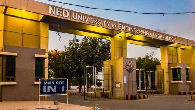 NED University Pakistan