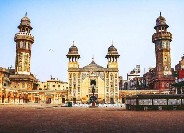 Gate of Masjid Wazir Khan