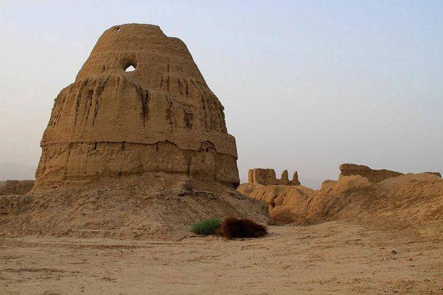 Mir Chakar Khan Fort Sibi