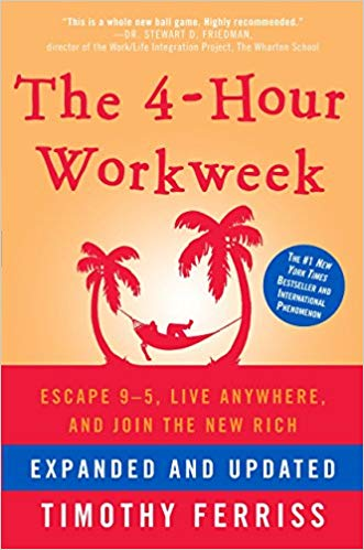 The 4 Hour workweek (Books to read in your 20s)