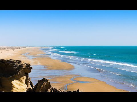 Sonmiani beach Balochistan